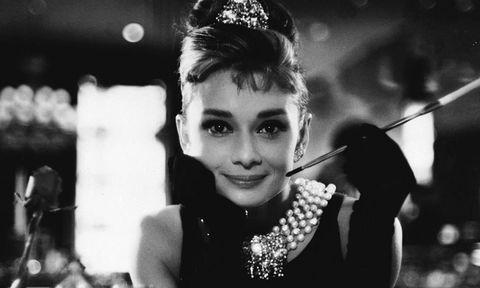 A still of Audrey Hepburn in Breakfast at Tiffany's
