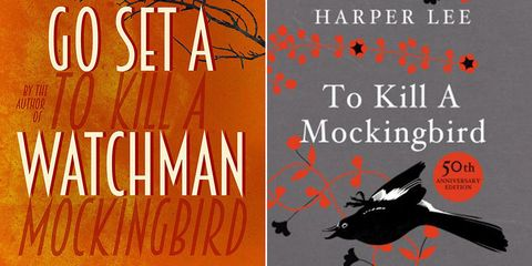 Harper Lee Go Set A Watchman To Kill A Mocking Bird