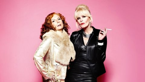 Eddie and Patsy Absolutely Fabulous