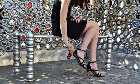Tamara Heath Paris interchangeable heels