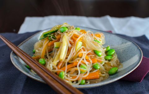 Are Konjac Noodles The Latest Slimming Stir-Fry Addition?