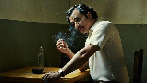 Pablo Escobar Narcos Netflix series