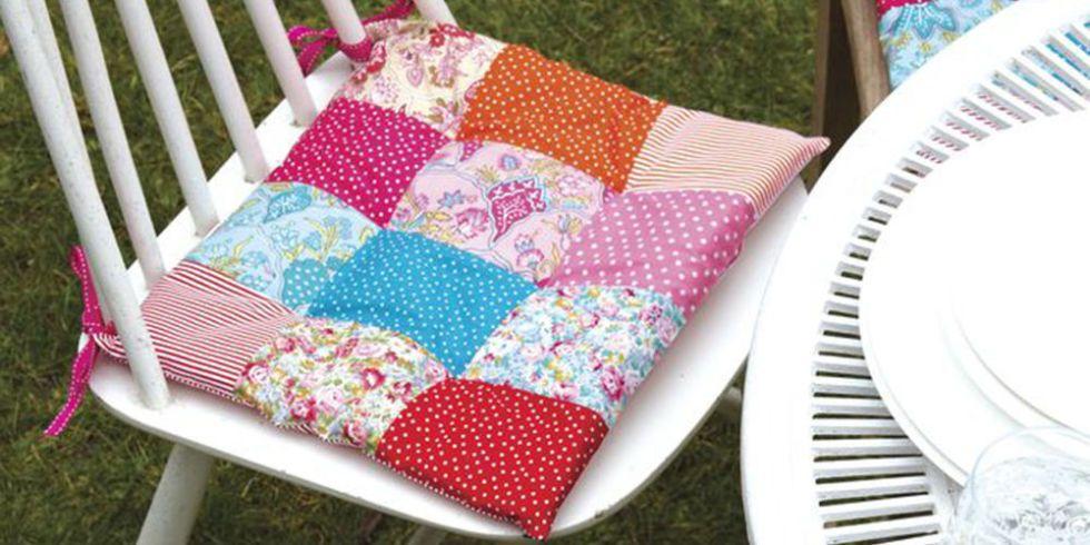 Diy Chair Cushions Free Pattern