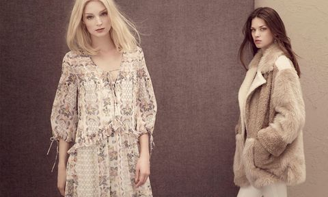 Marks and Spencer autumn winter 2015 collection