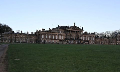 Wentworth Woodhouse in Yorkshire