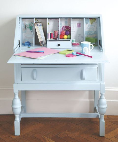 Upcycled furniture -craft