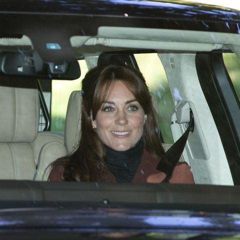 Kate Middleton fringe