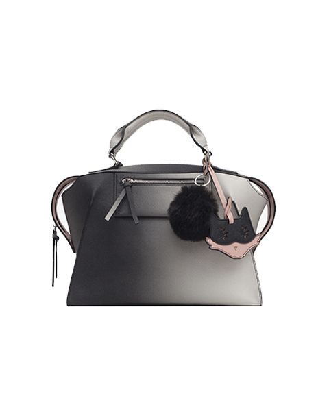 d61e4d892973 Always pick black bags  Time to update your look with this ombre style.  Zara graduated colour bowling bag