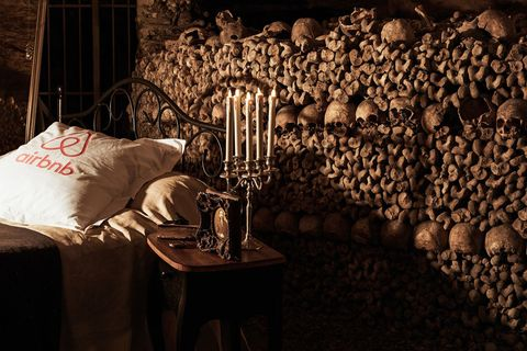 Paris Catacombs Airbnb