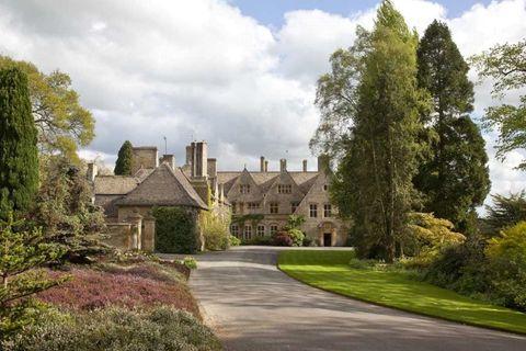Abbotswood Estate Cotswolds