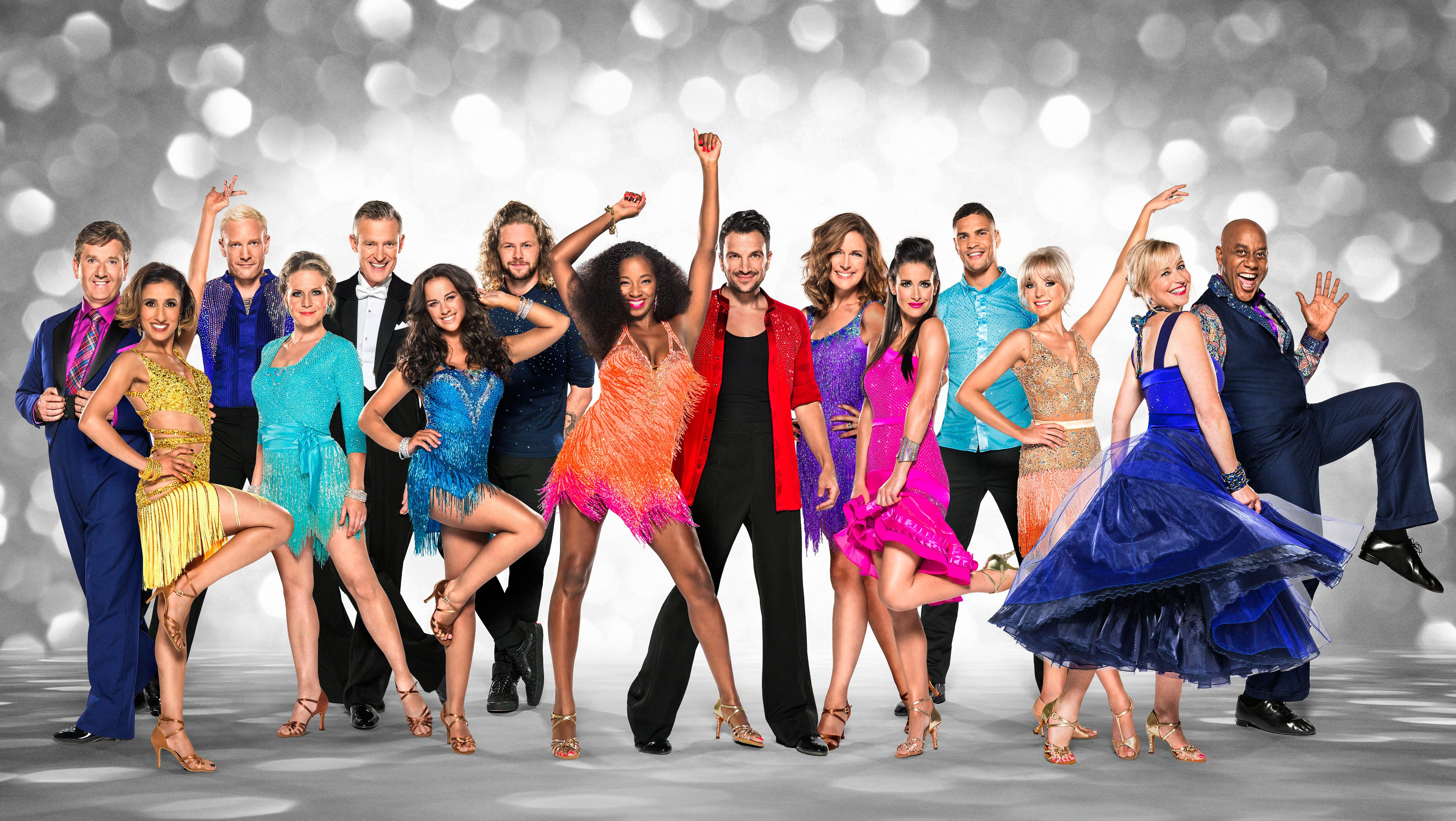 2b210da3de929e ALL The Dresses From Strictly Come Dancing 2015