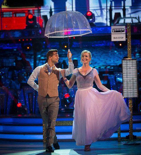 Pasha Kovalev, Carol Kirkwood Strictly Come Dancing