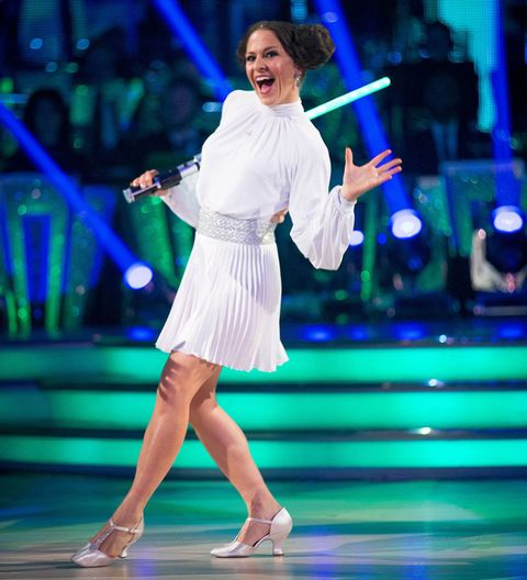 Kellie Bright Strictly Come Dancing
