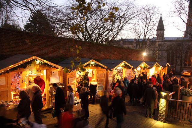 St Albans Christmas market
