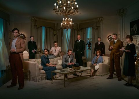 And Then There Were None cast