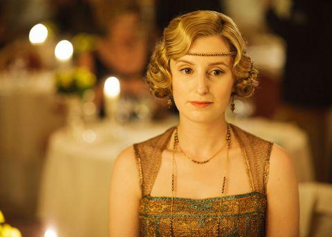 Lady Edith Downton Abbey