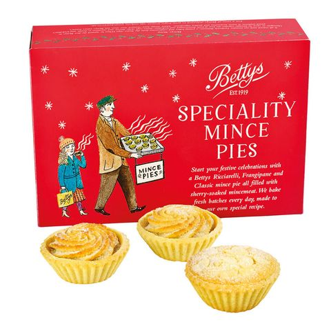 Betty's Specialty Mince Pies