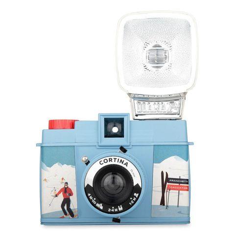 Diana F+ Cortina camera