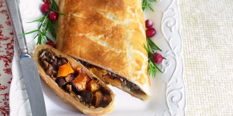 Alternatives To Traditional Christmas Dinner:Vegetarian Wellington