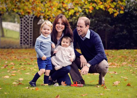 Kate Middleton Prince William royal family photo