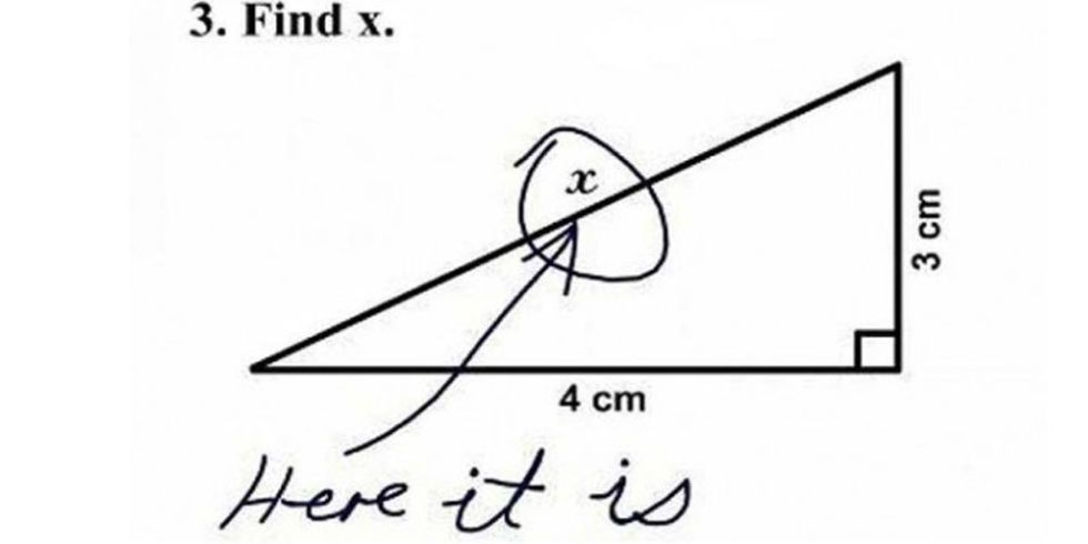 25 Hilariously Funny Exam Answers That Will Make You Laugh