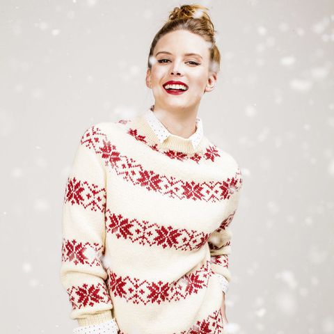 Free Knitting Patterns Knit A Scandinavian Jumper