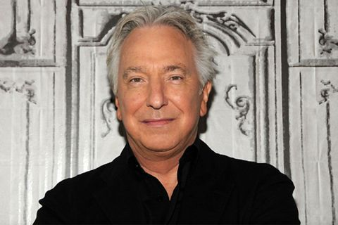 Alan Rickman has died at the age of 69