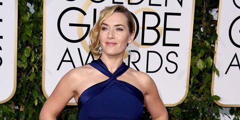 Golden Globe Awards Kate Winslet