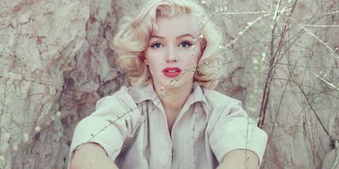 Marilyn-monroe-in-winter