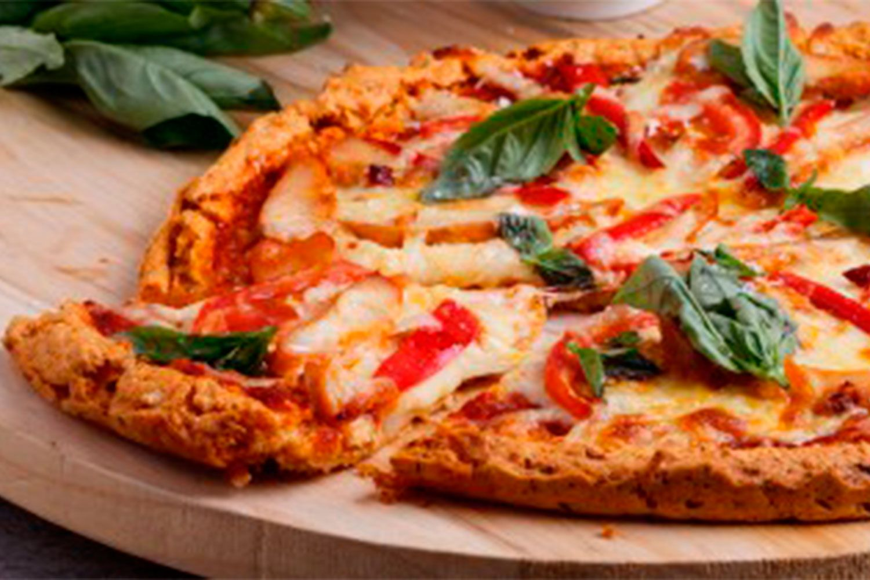Sugar Free Recipe Cauliflower Pizza