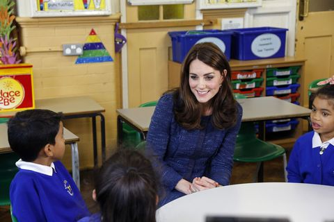 Duchess of Cambridge at Place2be