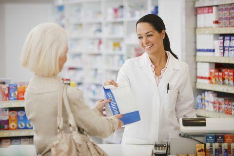 Local pharmacy/chemist