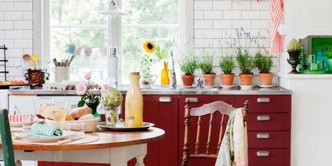 Yellow, Room, Flowerpot, Furniture, Orange, Interior design, Interior design, Flag, Peach, Drawer,