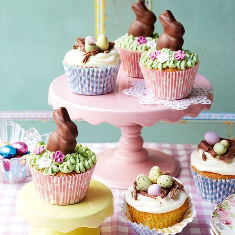 Cute Easter Cupcakes Recipe
