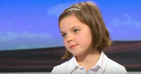 Schoolgirl tells Andrew Neil