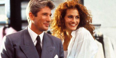 Pretty Woman stars Richard Gere and Julia Roberts