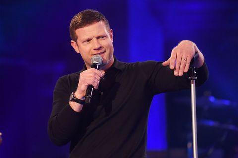 Dermot O'Leary back on X Factor