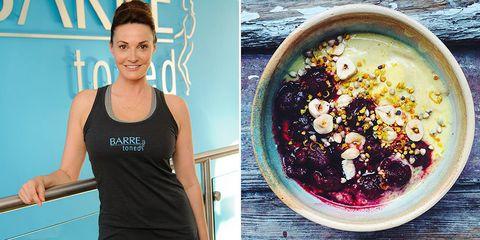 Sarah Parish smoothie diet plan