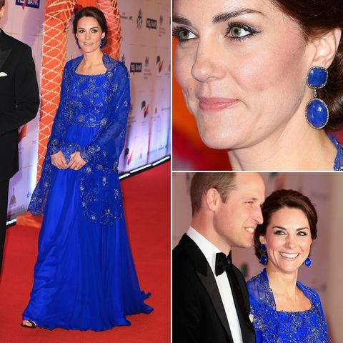 Kate Middleton dress Jenny Packham
