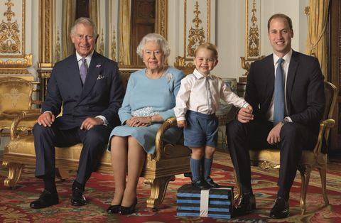 Royal family Royal Mail photo shoot