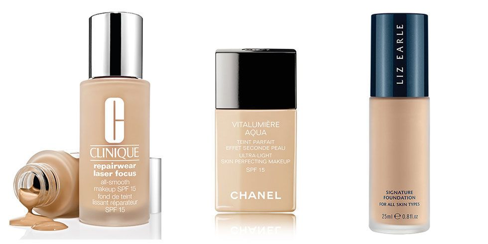 Top rated foundation for mature skin