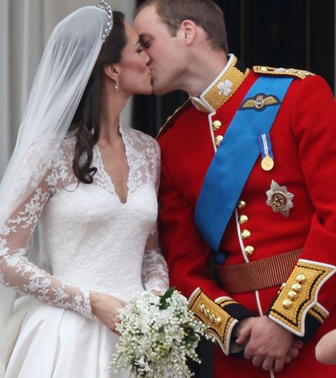 Duke and Duchess Cambridge royal wedding