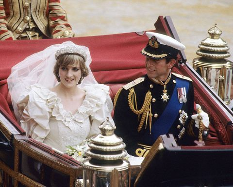 Prince Charles Princess Diana royal wedding