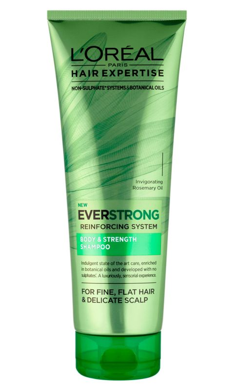 Sulphate-free shampoos-Everstrong