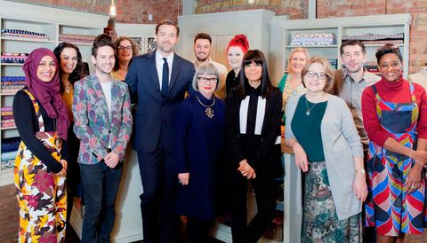 The Great British Sewing Bee 2016