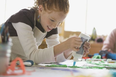 kids craft projects -upcycling