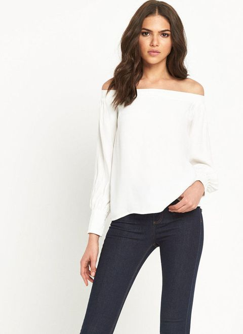 1b39c20cc8f1 British women reveal they d rather wear off the shoulder tops than ...