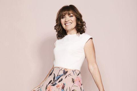 Lorraine Kelly JD Williams