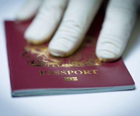 British e-passport