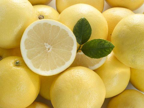 Bitter foods white grapefruit